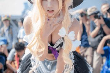Enako Cosplayer Terkenal Asal Jepang