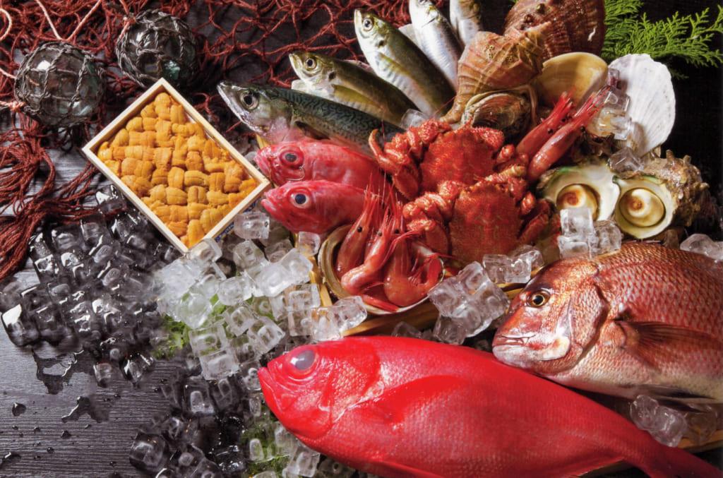 Ikan Segar 5 Makanan Sehat Dalam Kuliner Jepang