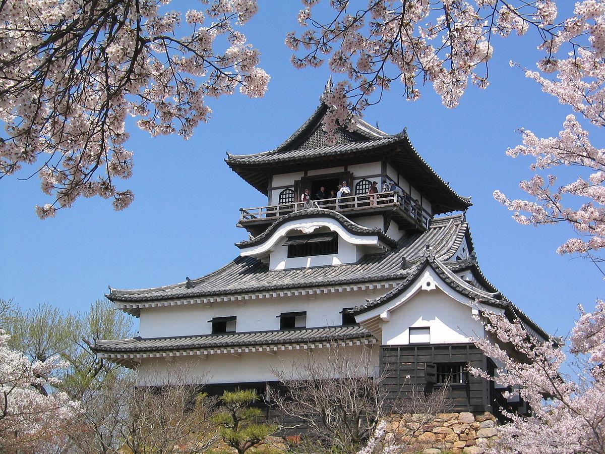 Inuyama-jo Castle Inuyama 22 Destinasi Liburan Ke Nagoya Jepang Yang Harus Kalian Kunjungi