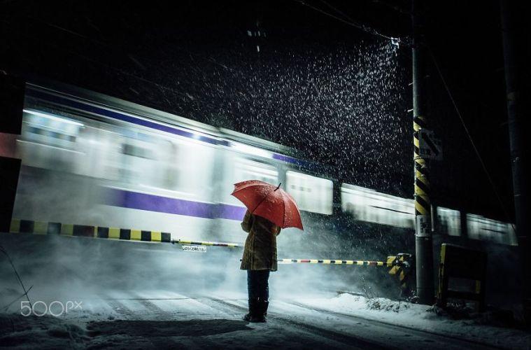 Foto Jalanan Jepang Yang Artistik Oleh Sejumlah Fotografer Jepang