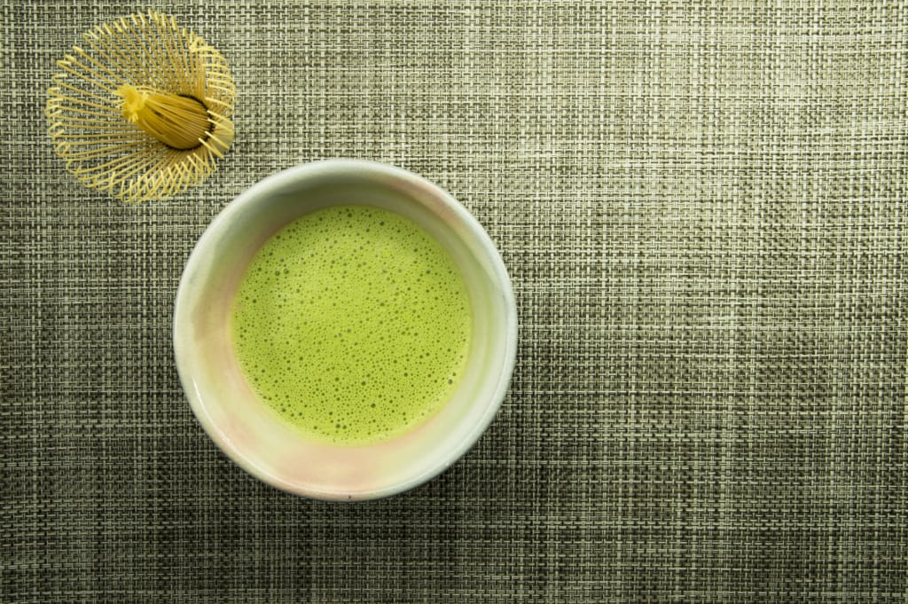 Matcha 5 Makanan Sehat Dalam Kuliner Jepang 2