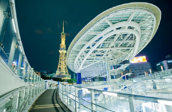 Oasis 21 Sakae 22 Destinasi Liburan Ke Nagoya Jepang Yang Harus Kalian Kunjungi