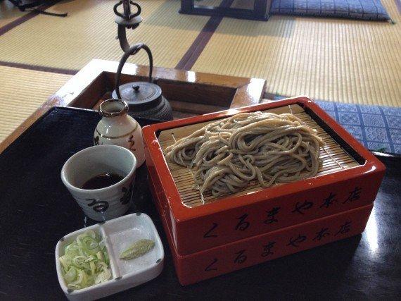 Soba Kiso Fukushima 8 Tujuan Wisata Kuliner Terbaik Di Jepang
