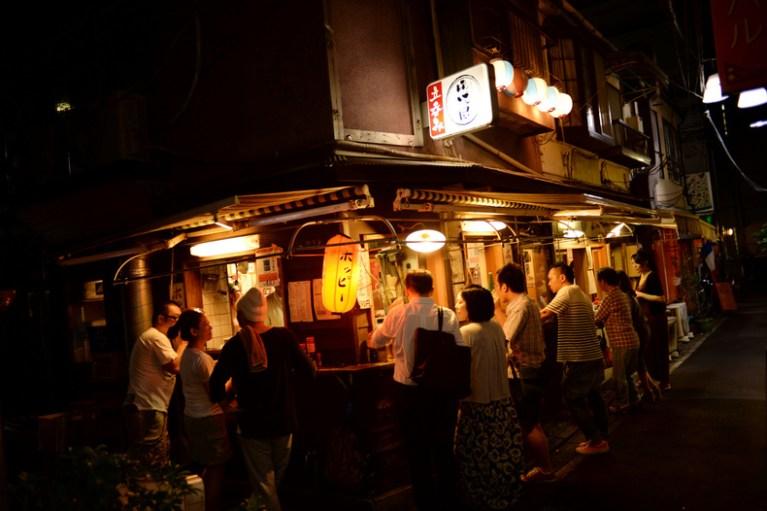 Standing Bars 30 Hal Menyenangkan Yang Bisa Anda Lakukan saat Malam Hari Di Jepang