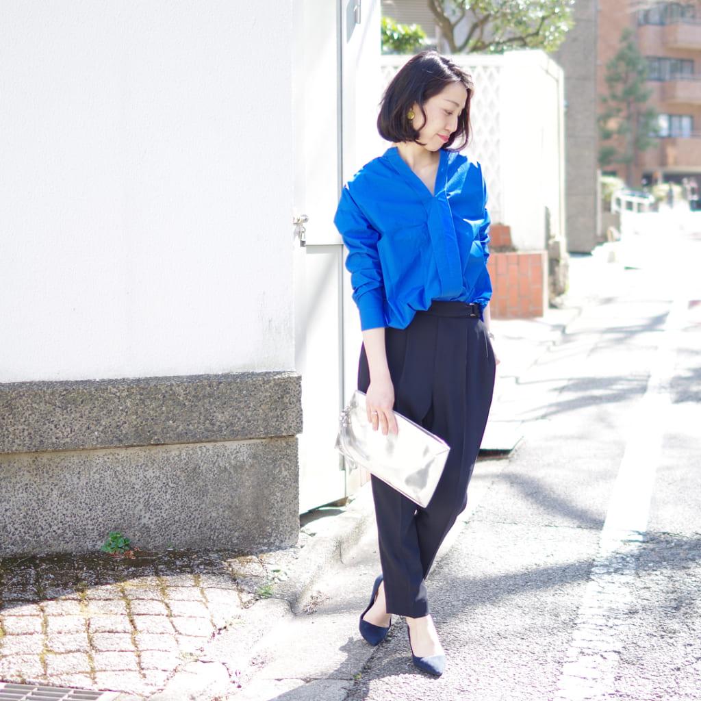 Warna Cerah Trend Fashion Jepang 2018 Untuk Wanita