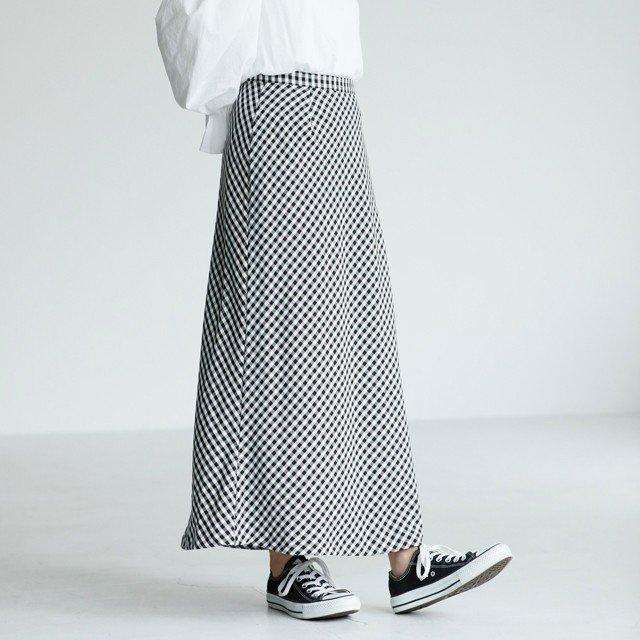 gangham Check Trend Fashion Jepang 2018 Untuk Wanita