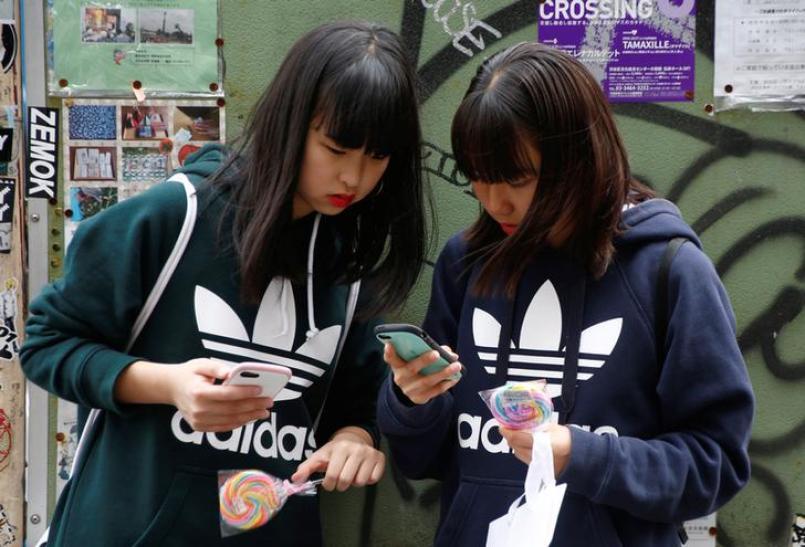 Sebanyak 930.000 Remaja Jepang Kecanduan Internet
