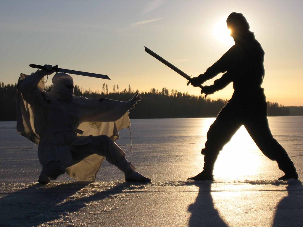 Fakta Unik Mengenai Ninja Yang Harus Kamu Ketahui!