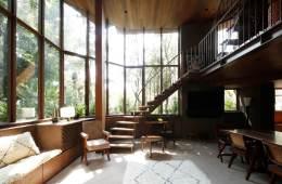 Desain Rumah Sub Tropis Dari Arsitek Tsuyoshi Tane