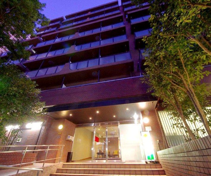 Akasaka Mansion, Tokyo