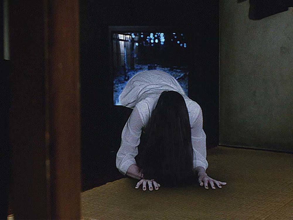 Hati-Hati Yang Suka Nonton Film Horor Jepang ! Hantu Ini Benar-Benar Nyata 3