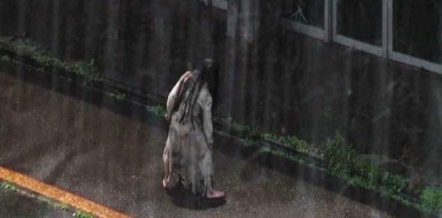Hati-Hati Yang Suka Nonton Film Horor Jepang ! Hantu Ini Benar-Benar Nyata