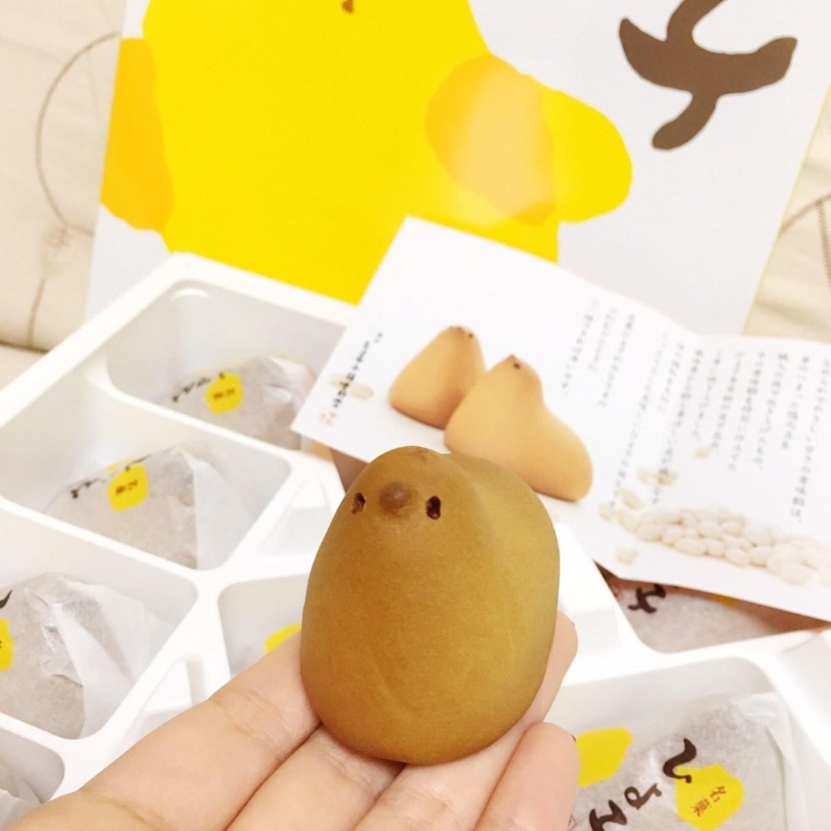 Cemilan Wajib Di Kota Tokyo, Salah Satunya Ada Yang Berbentuk Anak Ayam Loh !