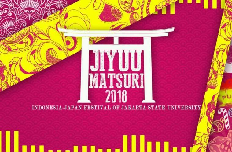 Kemeriahan Harajuku Yang Ditampilkan Dalam Acara Jiyuu Matsuri UNJ 2018 !