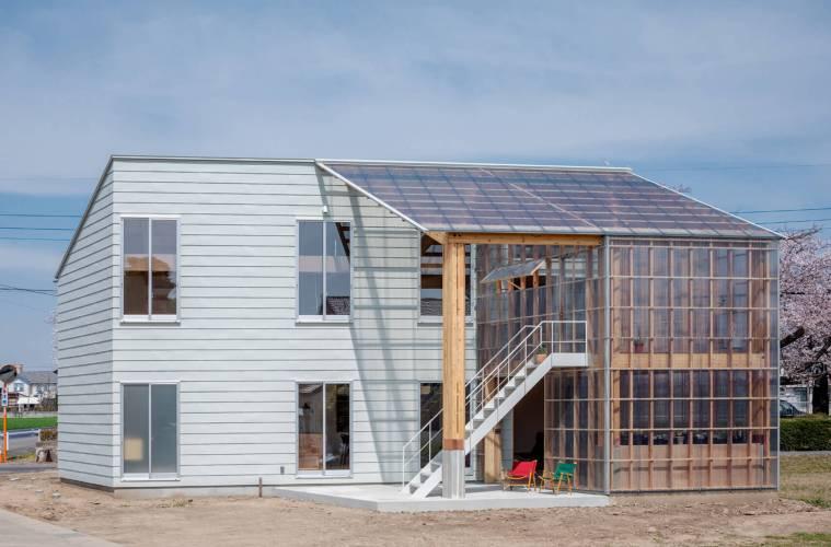 Hobi Budidaya Tanaman ? Di Jepang Ada Rumah Dengan Fasilitas Solarium !