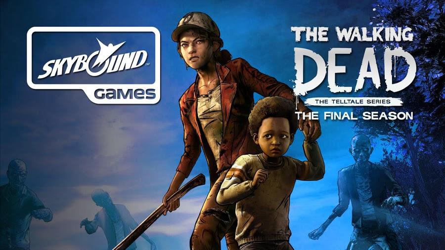 Khawatir Dengan Serial Game The Walking Dead Akan Berhenti?? Ini Dia Keputusannya..