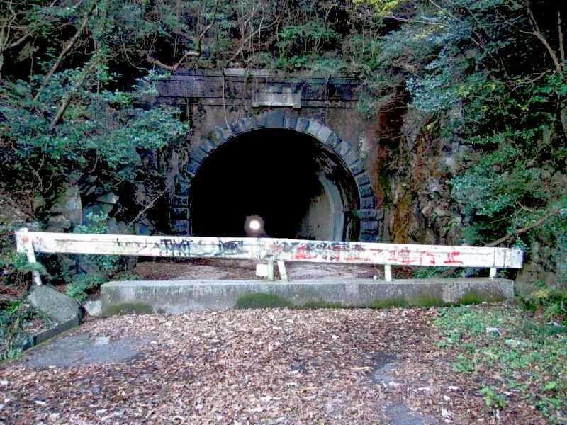 Old Chusetsu Tunnel, Fukuoka