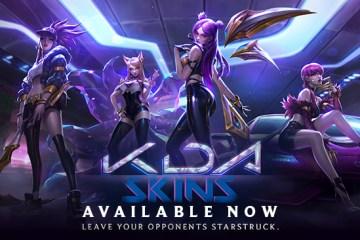 Skin Terbaru League of Legends Jadi Trending Cosplay Saat Ini !