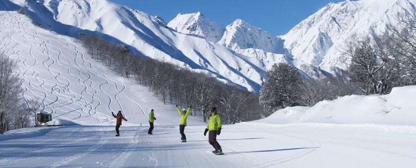 Ingin Bermain Ski Yang Seru Di Jepang ? Kunjungi 5 Lokasi Ini !