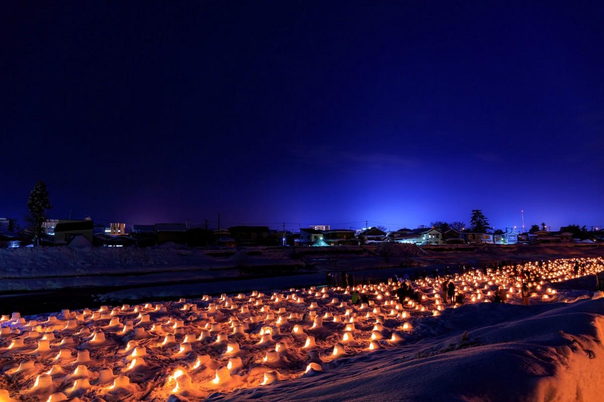 Ingin Melihat Panorama Indah Selama Musim Dingin Di Jepang ? Ini Dia 5 Pilihan Artforia !