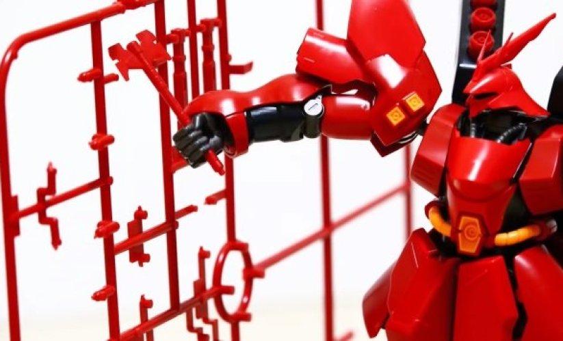 Penggemar Mokit Gundam ? Simak Video Animasi Unik Dari YouTuber Jepang Berikut Ini !