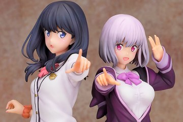 Penggemar Anime SSSS.Gridman ?? Wajib Miliki Kedua Figure Berikut ini !