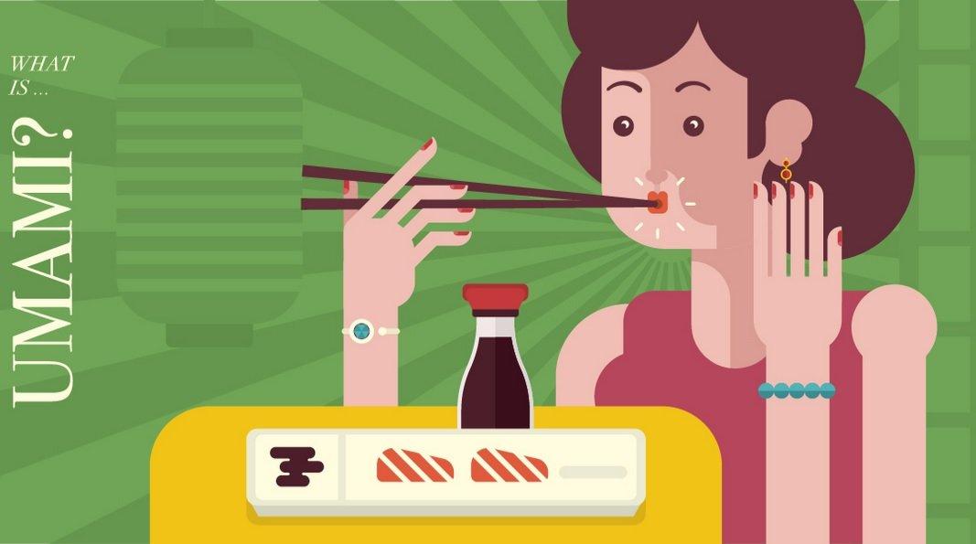 Umami, Rasa Gurih Yang Menjadi Elemen Penting Dalam Sebuah Makanan Jepang !