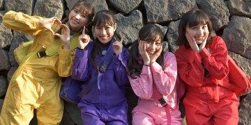 Uniknya Promosi Wisata Kota Nagasaki Yang Menghadirkan Grub Idol Momoiro Clover Z !