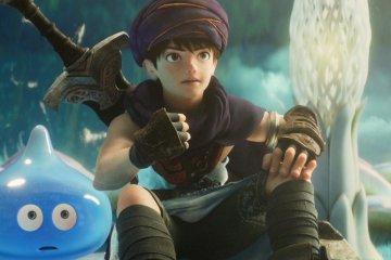 Serial Game Dragon Quest Dapatkan Adaptasi Filmnya Dalam Bentuk Animasi 3D CG !