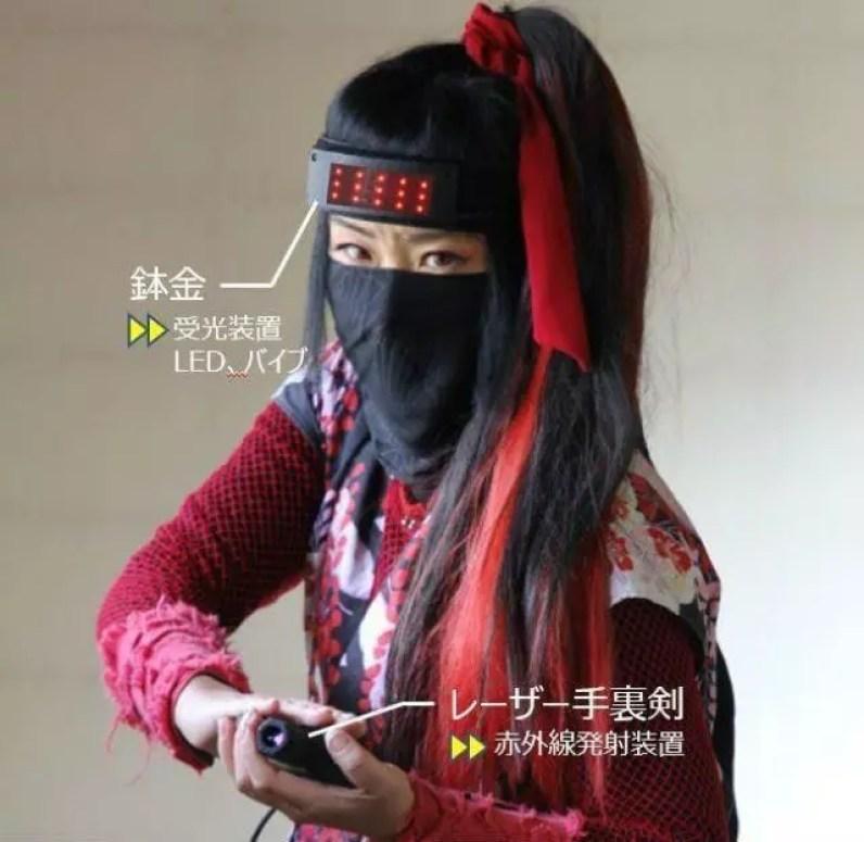 E-Ninja Sebuah Olahraga Elektronik Yang Unik Dari Kota Iga