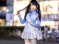 Misuru Gadis Idol Jepang Imut Dengan Gaya Fashion Harajuku Fashion