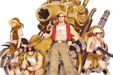 Perusahaan Game SNK Corporation Konfirmasikan Pembuatan Game Metal Slug Terbaru Dan Akan Hadirnya Versi Baru Dari Konsol Klasik Neo Geo !