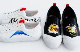 Tampil Kece Dengan 7 Sneakers Keren Brand atau Label Asal Jepang 6