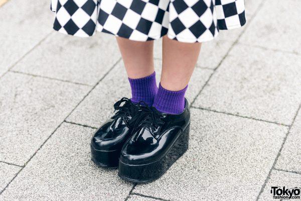 Reiri Dan Niina Menampilkan Gaya Fashion Jepang Dengan Konsep Kawaii Tokyo Street Styles 8