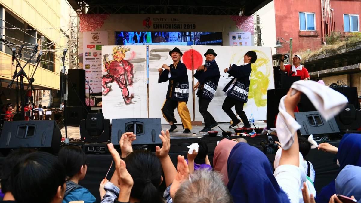 Ennichisai 2019 Kembali Sukses Memeriahkan Warga Jakarta Dengan Kebudayaan Jepang Dan Indonesia