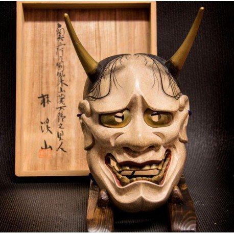 10 Jenis Topeng Jepang Legendaris Yang Penuh Dengan Sejarah