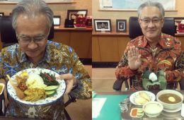 Duta Besar Jepang Eksis Di Instagram Dengan Berbagai Menu Makanan Tradisional Indonesia