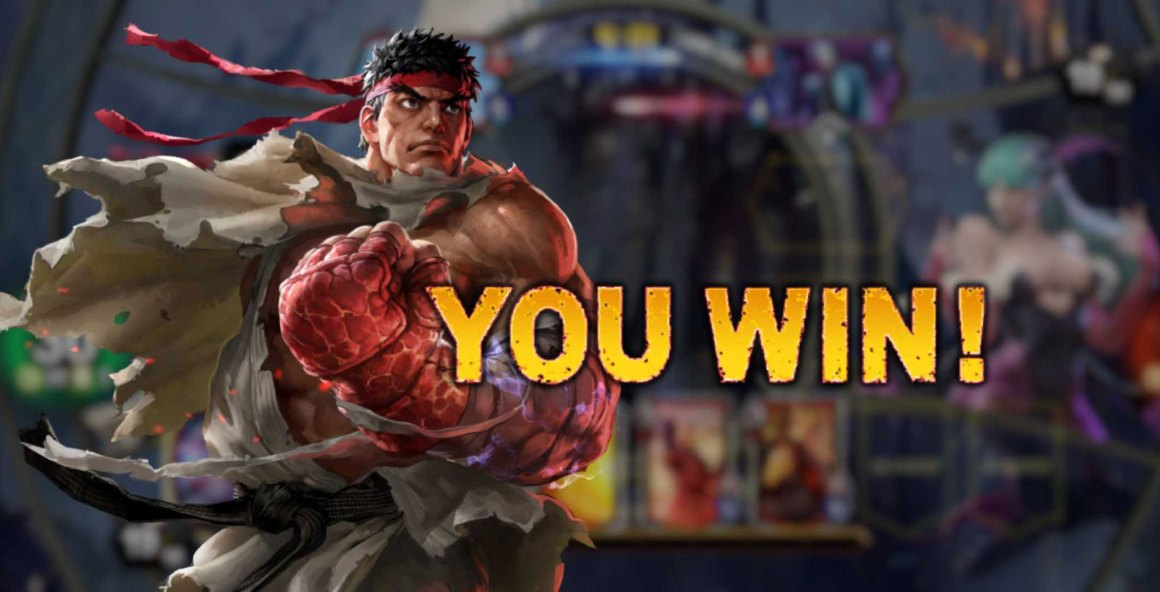 Developer Game GungHo Entertainment Ciptakan Game Kartu Bertema Karakter Capcom !
