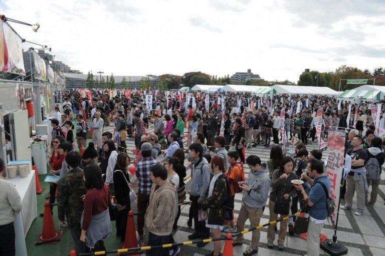 7 Festival Kuliner Yang Berlangsung Di Kota Tokyo Tahun 2019