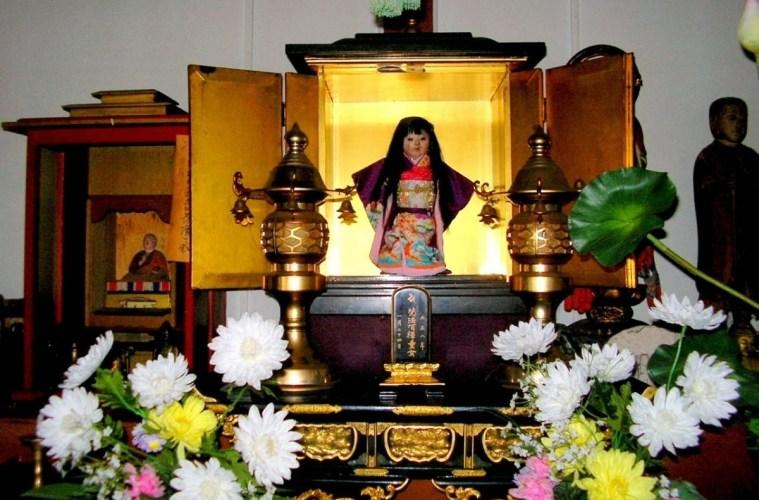Fakta Menyeramkan Dari Boneka Okiku Di Kuil Mannenji Hokkaido