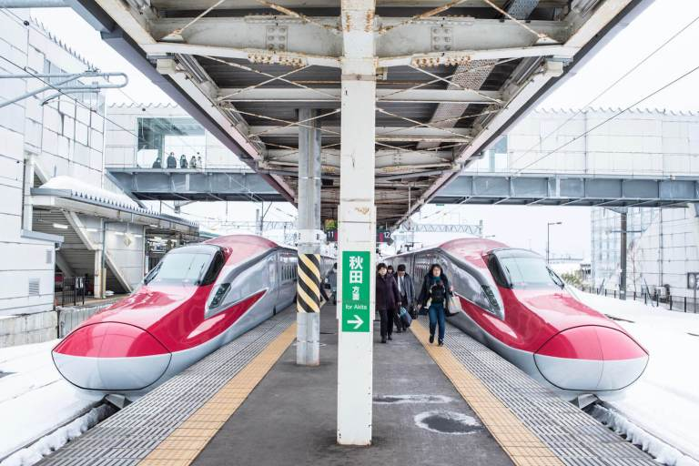 Penjelasan Mengenai Kereta Cepat Shinkansen Dan Panduan Dalam Menggunakan Layanannya