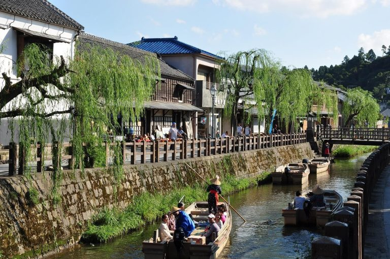 Mengunjungi Little Edo Di Kota Sawara Prefektur Chiba