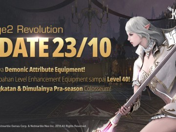 [Lineage2 Revolution] Update Equipment dan Dungeon Baru