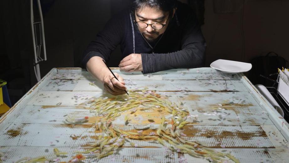 Fakta Menarik Tentang Ikan Mas Yang Menjadi Obyek Populer Dalam Kesenian Jepang