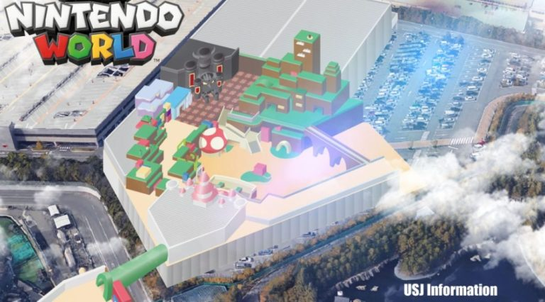 Nintendo Dan Universal Studios Jepang Akan Hadirkan Taman Rekreasi Bertemakan SUPER NINTENDO WORLD