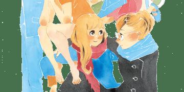 Manga Happy-Go-Lucky Days Karya Takako Shimura Dapatkan Adaptasi Anime Pada Musim Panas 2020