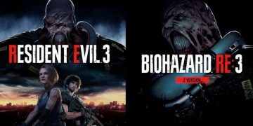 Poster Resident Evil 3 Remake Hadir Secara Tiba-Tiba Di Playstation Store !