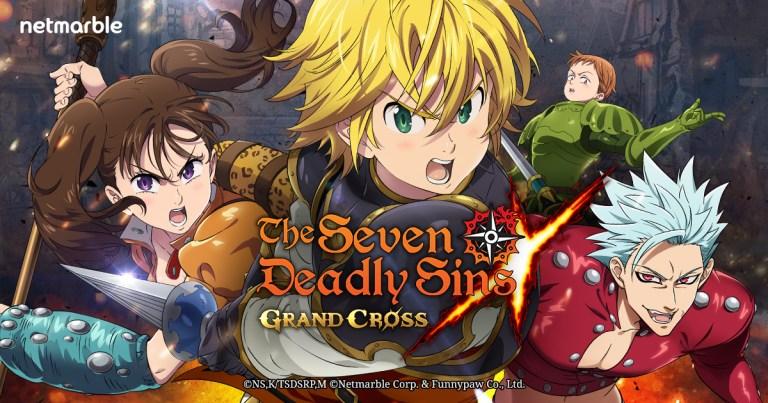 The Seven Deadly Sins Grand Cross Game Yang Dinantikan Oleh Para Pecinta Meliodas Dan Kawan-Kawannya feat