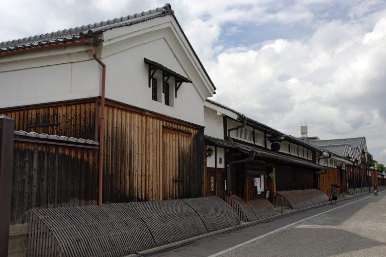 Berkeliling Menikmati Sejarah Dalam Desa Sake Fushimi Di Kyoto
