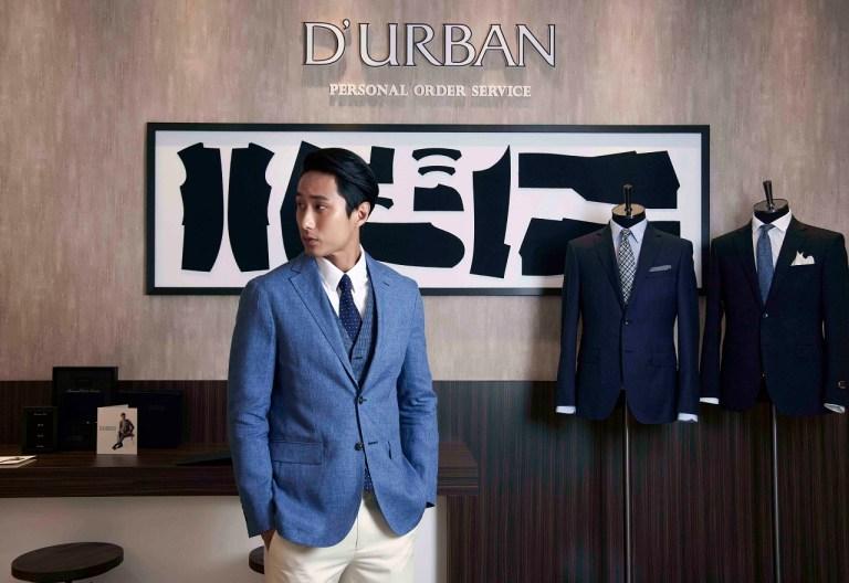 Koleksi Mewah Dan Elegan Untuk Para Pria Dalam Toko Fashion D'URBAN Tokyo
